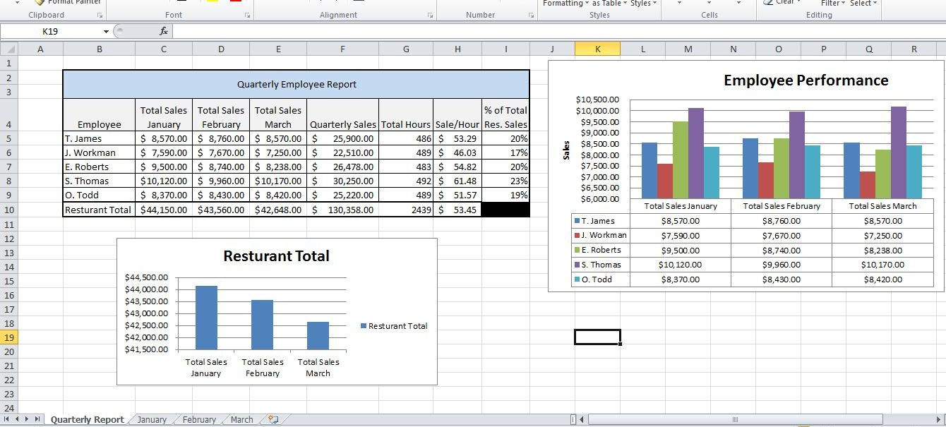 excel sales goal template